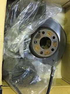 W204 C180K Stock Brake kit Front