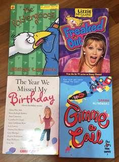 4 Children books
