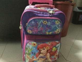 Back to school trolley bag