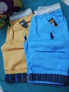 Boy shorts (8-9)