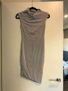 Kookai grey Bodycon Dress