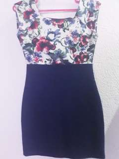 Casual Dress Small frame-Medium