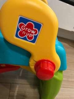 Grow'n up兒童滑梯
