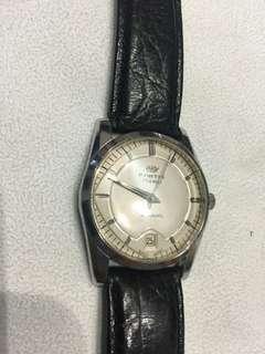 美國Fortis第一代登上月球手錶