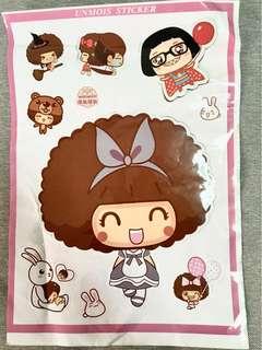 Promo☺️ Stickers