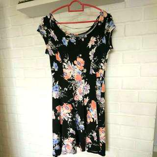 Dorothy Perkins Floral Dress,  Perfect For Petites