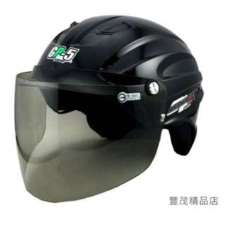 🚚 GP-5 039 霧面黑 /雪帽/半罩/安全帽 (另有加大尺寸) 內襯可拆 夏季清涼首選