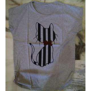 Lady T-Shirt (Grey)