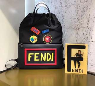 Fendi Backpack for men