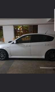 Subaru Impreza WRX 5D 2.5 Manual