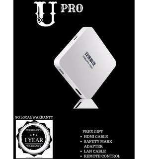 Upro With local warranty 1year Free Airmouse