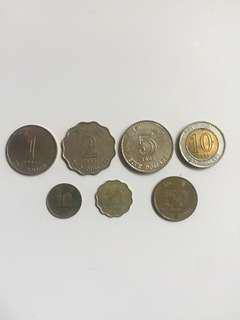 [TSHSE] Hong Kong Dollar 港币