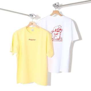 UNDFTD CURB DOGS TEE