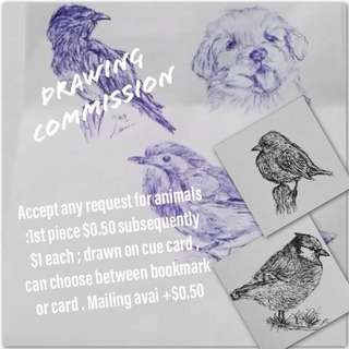 Customise bookmark/card