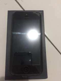 iPhone 5 16gb grey (nego)
