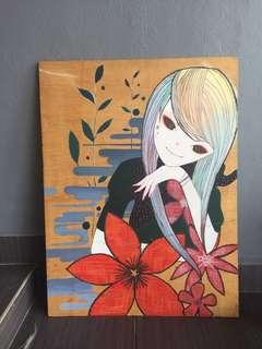 FREE Acrylic Painting