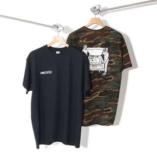 UNDFTD TRUNK DOGS TEE