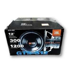 JBL GT5-S12 (Speaker Black)