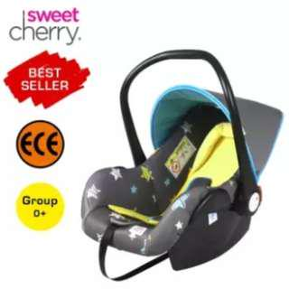 Sweet Cherry LB40 Oxford Carrier Carseat