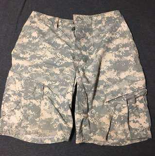 🚚 美軍公發數位迷軍褲