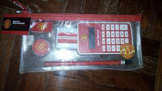BN Manchester United Pencil Case