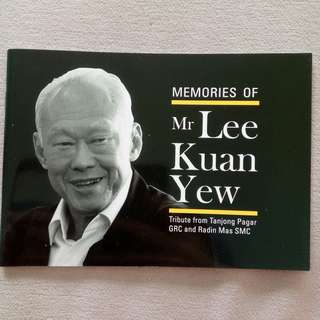 Memories of Mr Lee Kuan Yew