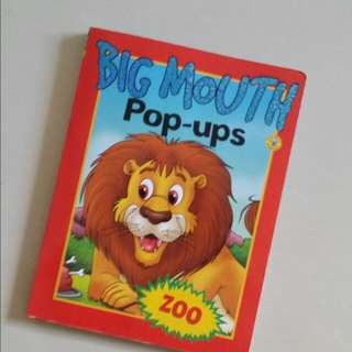 Zoo Animal POP-UPS