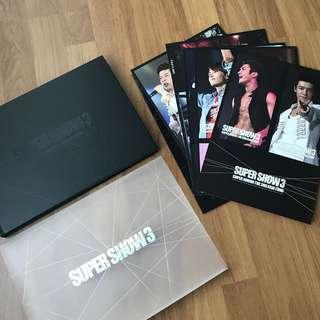 Super Junior Super Show 3 Official Photobook