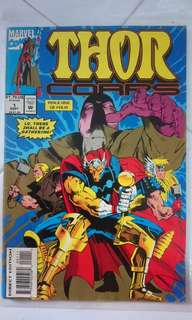 THOR CORPS #1 (OF 4)