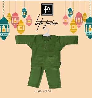 Luth Junior Baju melayu