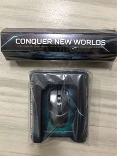 Brand new and unopened Predator Cestus 300 Gaming Mouse and Mousepad