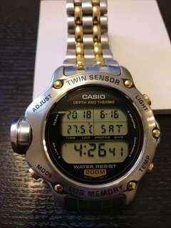 Casio 潛水王