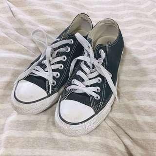 🚚 converse-all-star帆布鞋 24