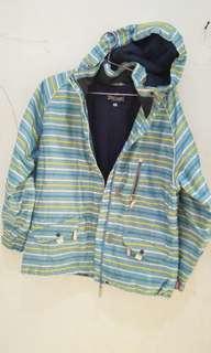 Blue Spalding Jacket