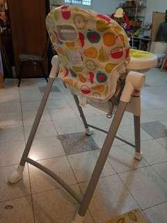 🚚 Graco餐桌椅