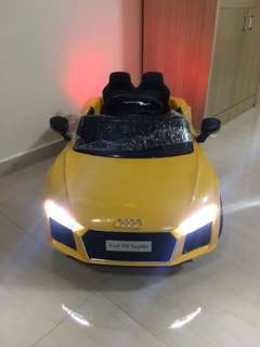 New Electric Audi car bike for Children Kid toddlers and newborn