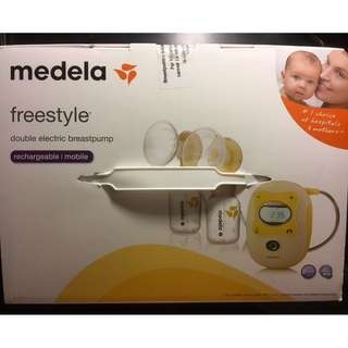 Medela Freestyle Double Electric Breast Pump (New Latest)
