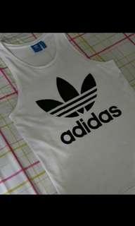 🚚 二手 Adidas originals 背心 Size : S BK7098
