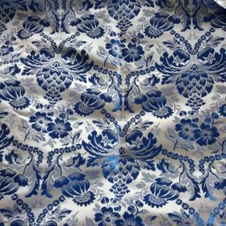 Knitted silk fabric