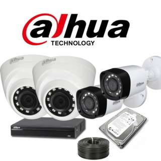 CCTV package sale