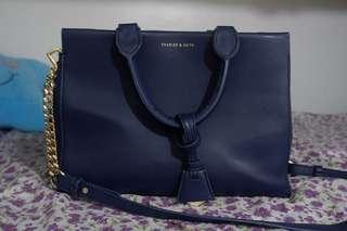 Preloved Charles & Keith Handbag