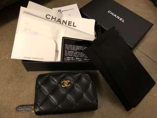 Chanel wallet / card holder