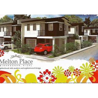 Single Attached House For Sale At Melton Residences