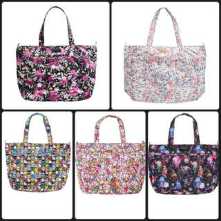 Jujube Super Be Bundle (Sakura Swirl, Black and Bloom, Tokipops, Cute but Deadly and Hello Friends)