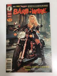Barb Wire movie cosmic
