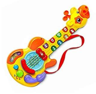 *In Stock* BN VTech Zoo Jamz Guitar ColourfulToy