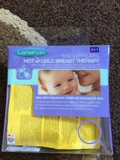 Lansinoh breast therapy