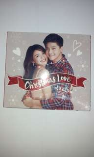 (UNSEALED) Christmas Love Duets KathNiel Album