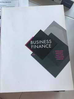 BUS 224 Corporate Finance