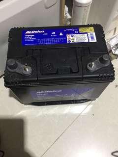 舊電池合DIY 用。或救車用